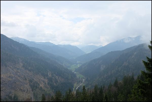 Ursprungtal Richtung Tirol