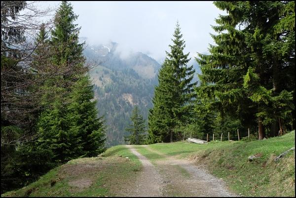 Bayrischzeller Höhenweg