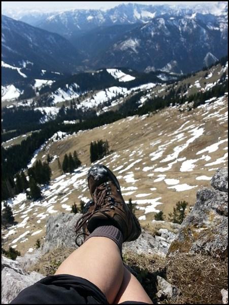 Käserwand Gipfel
