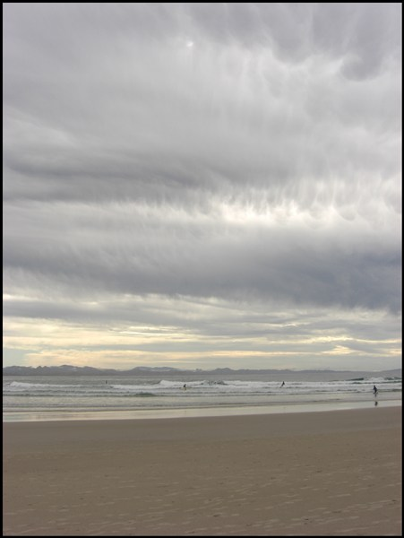 Strand von Byron Bay