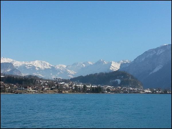 Brienzer See in der Schweiz 2013*