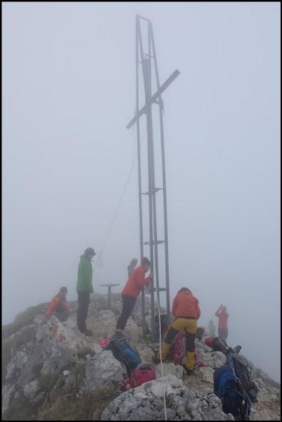 Gipfel der Hohen Schlicke