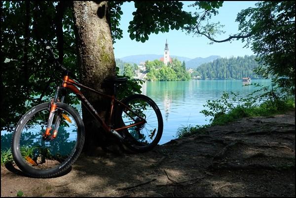 Radtour Bled
