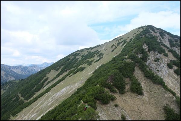 Notkarspitze von Osten