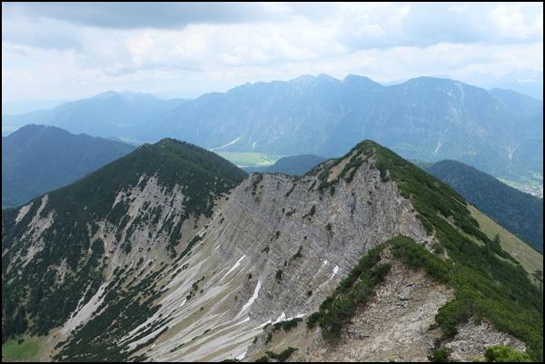 Gipfelbuch: Notkarspitze über Ziegelspitz und durch die geheime Schlucht