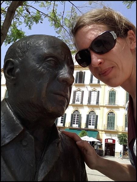 Gipfelglück mit Picasso in Málaga
