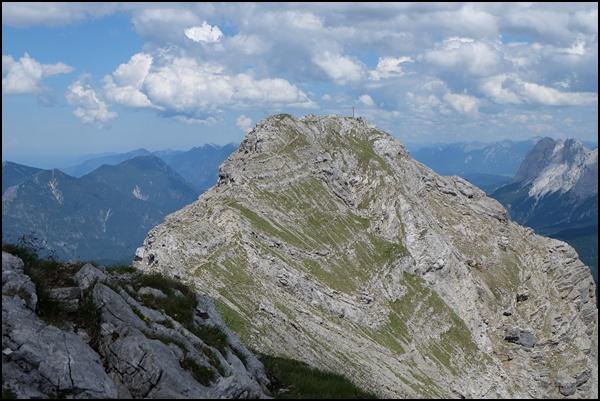 Gipfelbuch: Daniel und Upsspitze