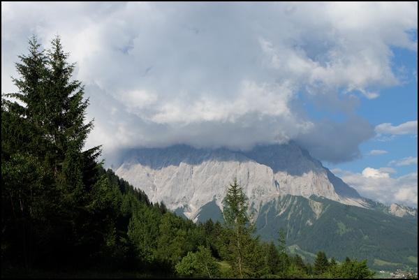 Zugspitz-Vulkan