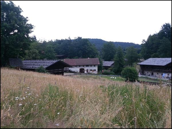Museumsdorf Bayerischer Wald am Dreiburgensee