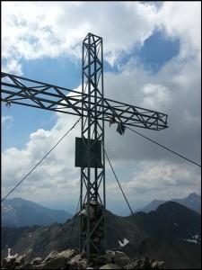 Gipfelkreuz Greifenberg