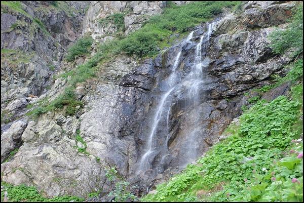 Wasserfall Schladminger Tauern