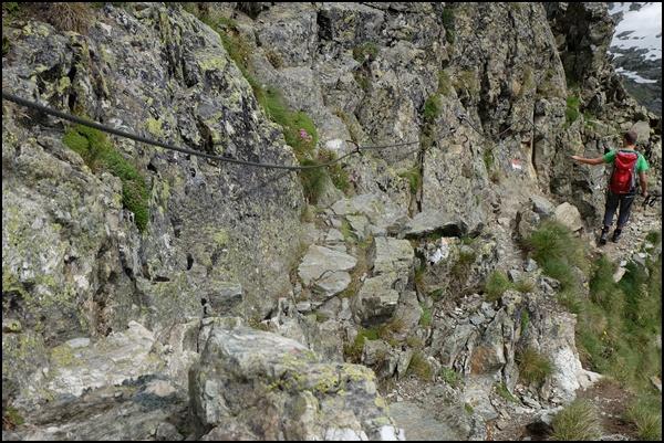 Abstieg Greifenberg