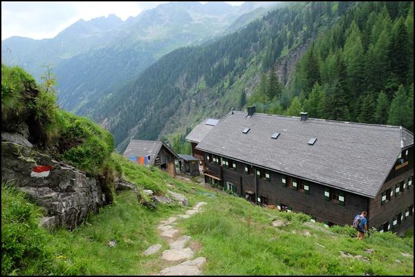 Preintaler Hütte Österreich