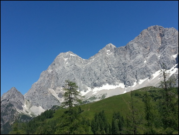 Dachstein in Österreich