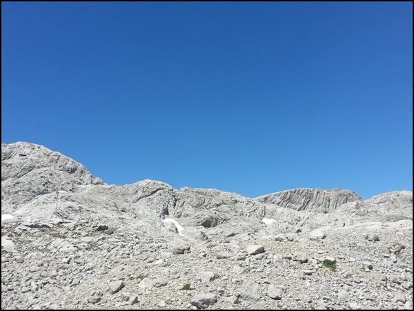 Steinwüste am Dachstein