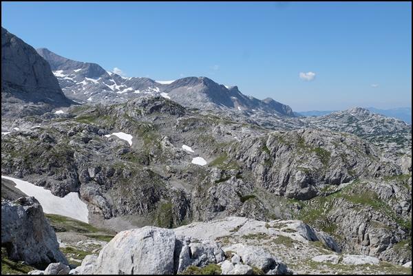 Dachstein Wanderung in Österreich