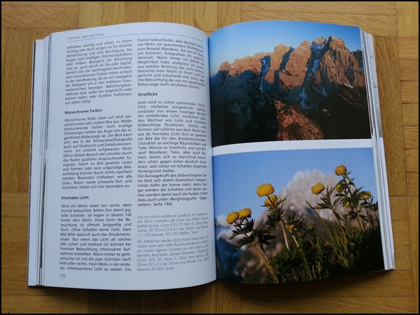 Buchtipp: Fotografie Berge-Landschaft-Outdoor-Action