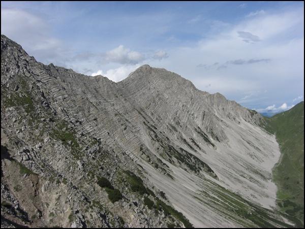 Gipfelbuch: Gartnerwand und Grubigstein
