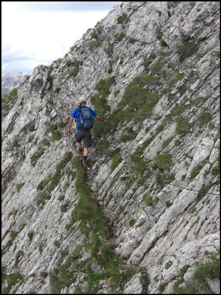 Gartnerwand-Wanderung für Geübte