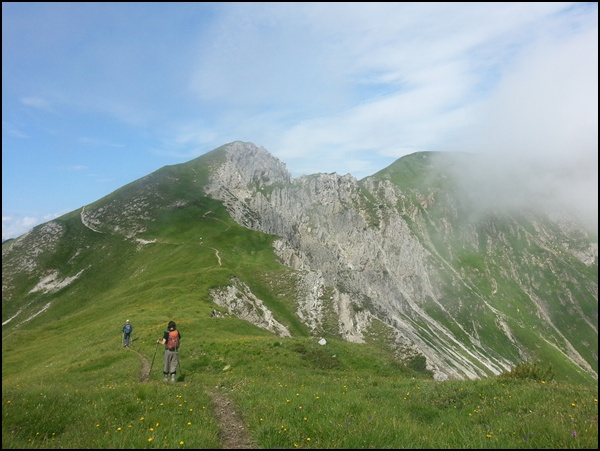 Bergtour Namloser Wetterspitze
