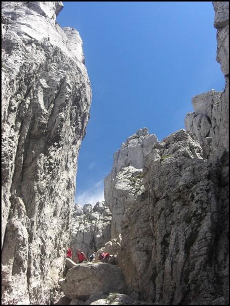 Aus der Gipfelsammlung: die Kampenwand