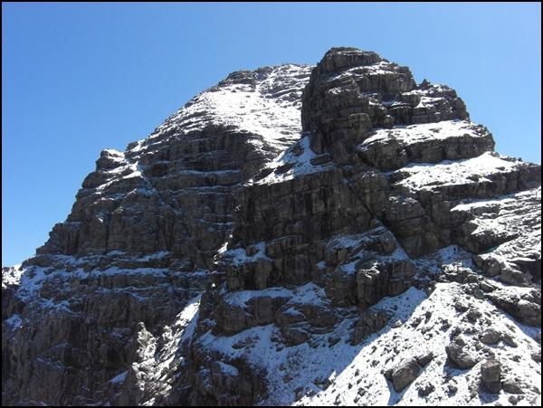Gipfelbuch: der Hochvogel im Allgäu