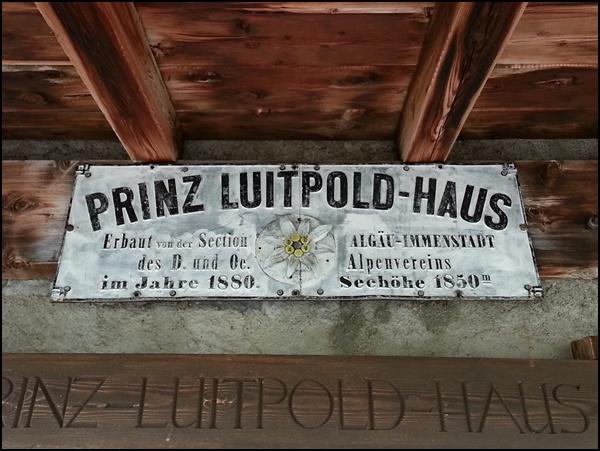 Hüttenwochenende rund um das Prinz-Luitpold-Haus