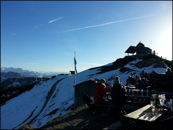 Hochfelln Gipfel