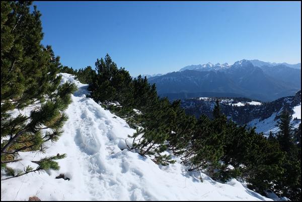 Bergtour Sonntagshorn