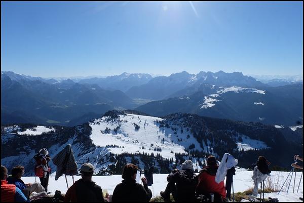 Gipfeltraum Sonntagshorn