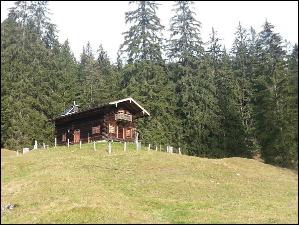 Dalsen Diensthütte