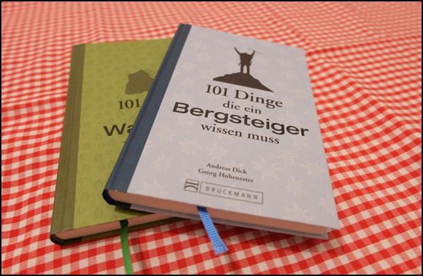 101 Dinge für Bergsteiger und Wanderer von Andreas Dick und Georg Hohenester