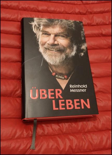 Über Leben von Reinhold Messner