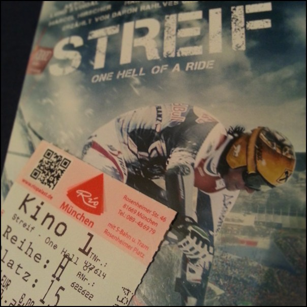 Pistenglück im Kino: STREIF One hell of a ride