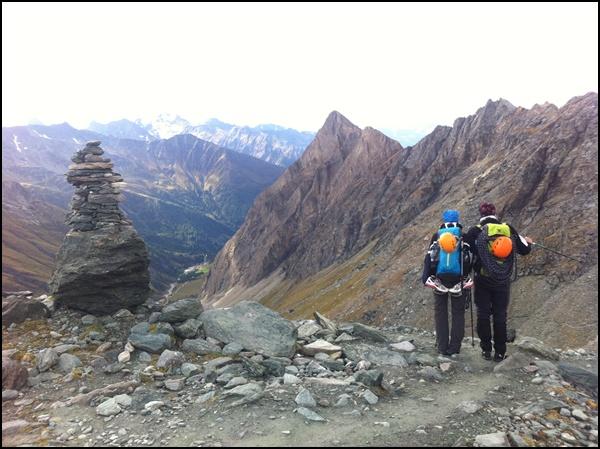Der höchste in Österreich - Michaela und Johannes auf dem Weg zum Großglockner