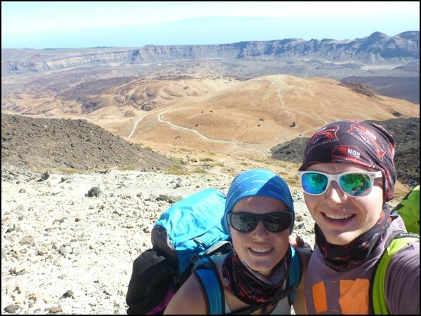 Der Höchste in Spanien: auf dem Gipfel des Pico de Teide auf Teneriffa