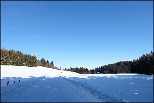 Winterwanderung Blomberg