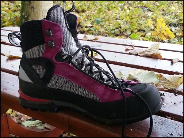 Hanwag Wanderschuhe für Bergtouren