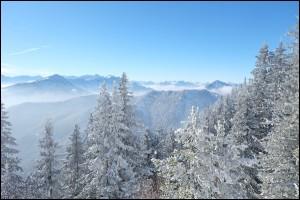 Winterwanderung Herzogstand