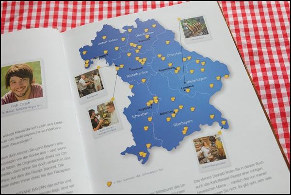Wirtshäuser in Bayern und im Schmankerlbuch