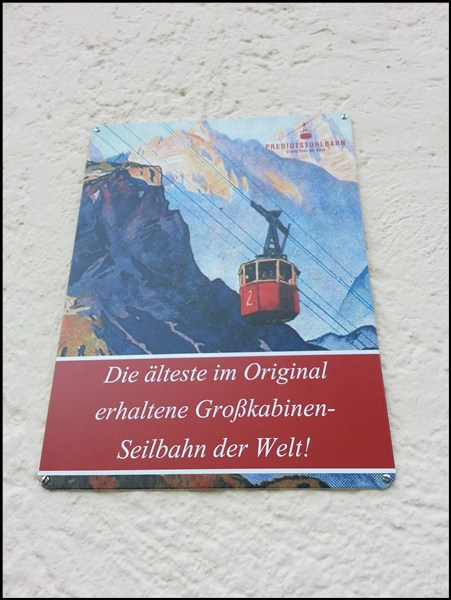 Predigtstuhlbahn Bad Reichenhall