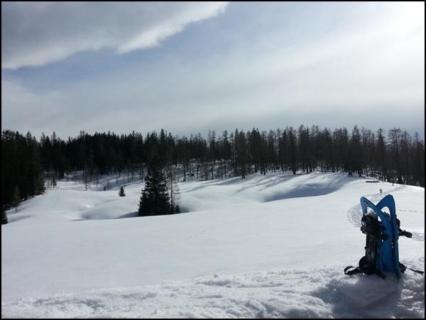 Schneeschuhtour durch das Berchtesgadener Land