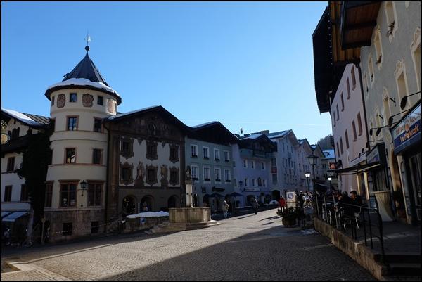 Innenstadt von Berchtesgaden