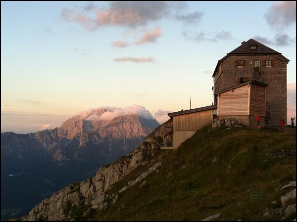 Gipfelbuch: Watzmann/ Hocheck
