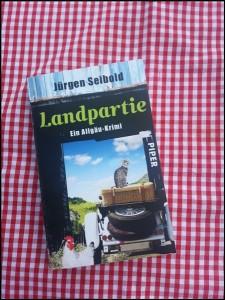 Alpenkrimi Landpartie