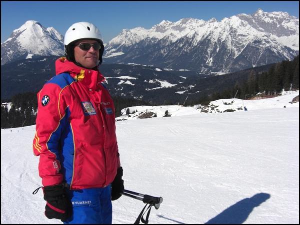 Skilehrer Schischule Seefeld