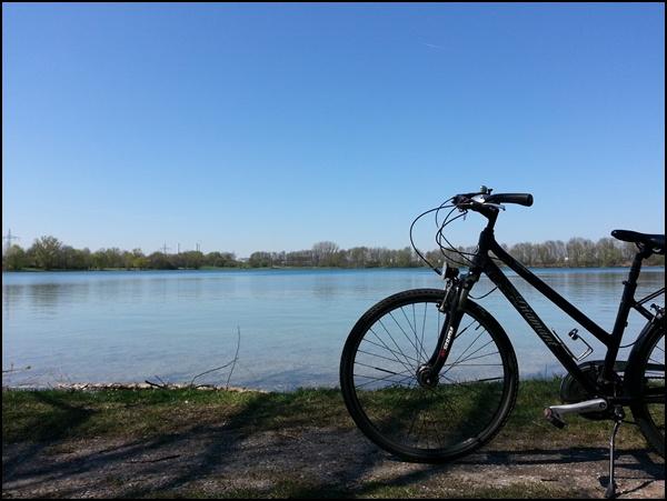Mittwochs in München (3) – mit dem Fahrrad unterwegs im Münchner Nord-Osten