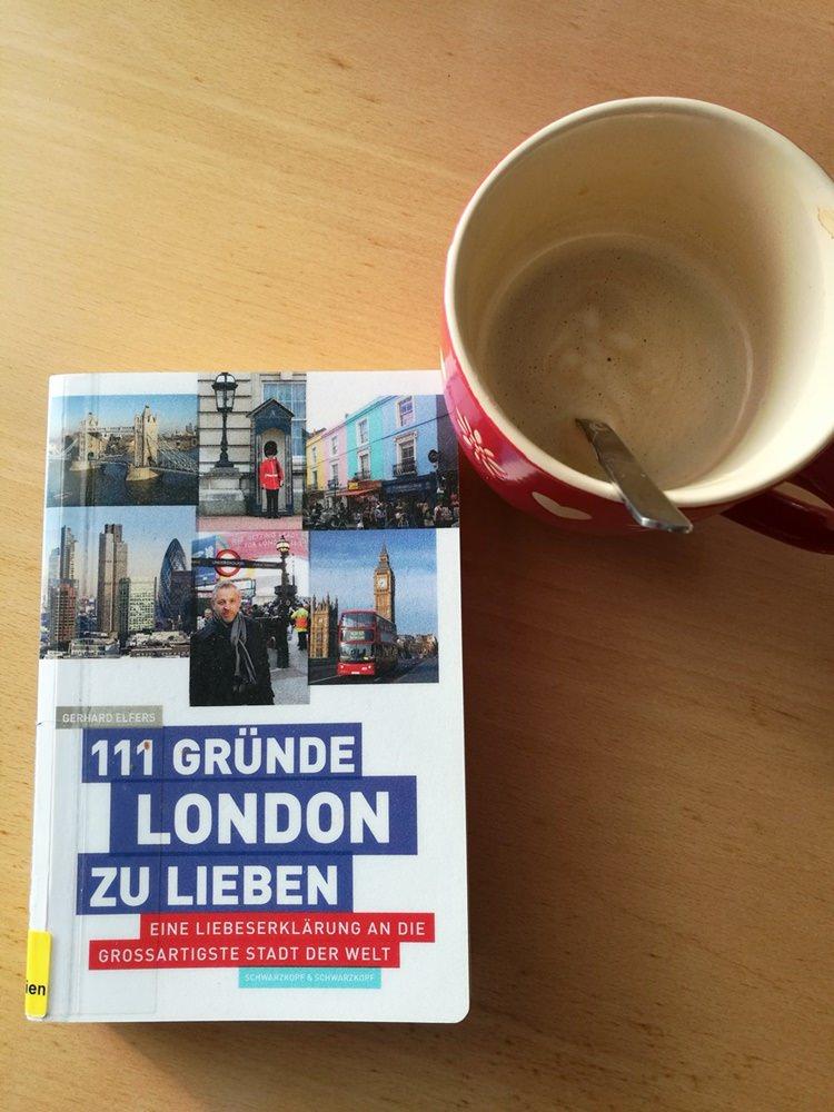 111 Gründe London zu lieben - ein Reiseführer Tipp für London