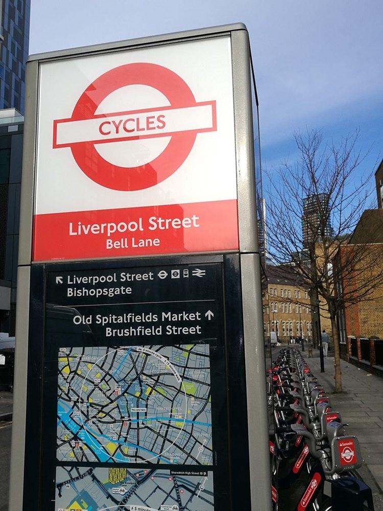 Fahrräder ausleihen in London
