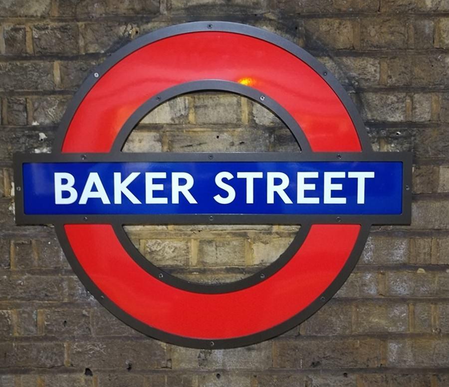 U-Bahn fahren gehört zur London Reise natürlich dazu.